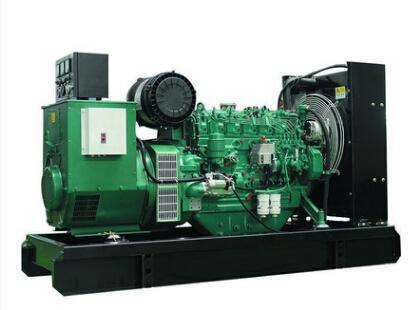 聊城全新上柴200kw大型柴油发电机组