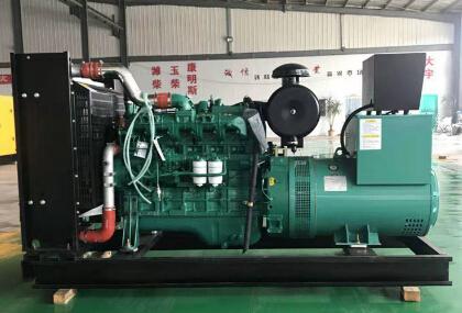 聊城全新潍柴150kw大型柴油发电机组
