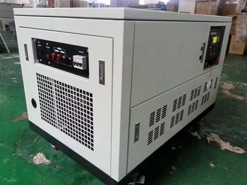 聊城茌平县30千瓦静音发电机