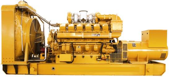 聊城应急发电机-700KW-2500KW济柴柴油发电机组