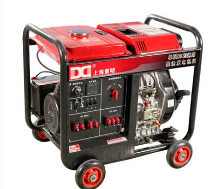聊城二手上柴8kw小型柴油发电机