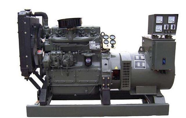 聊城二手潍柴10kw小型柴油发电机组