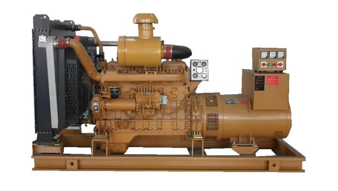 聊城二手上柴250kw大型柴油发电机组