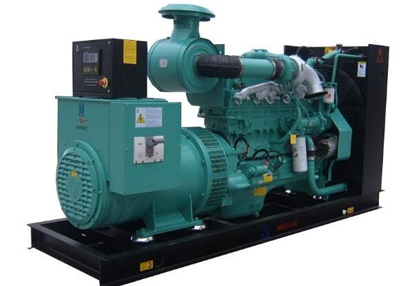 聊城二手潍柴30kw小型柴油发电机组