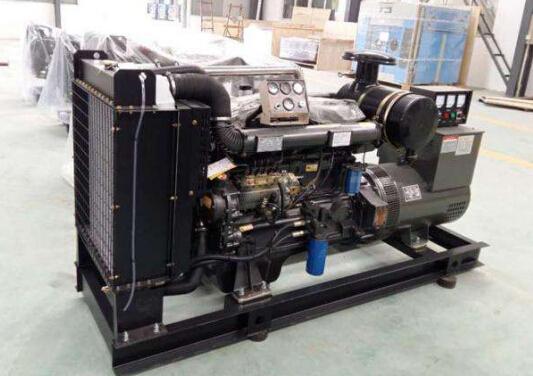 聊城二手潍柴12kw小型柴油发电机组