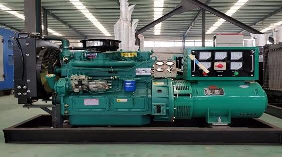 聊城高唐本田250kw大型柴油发电机组