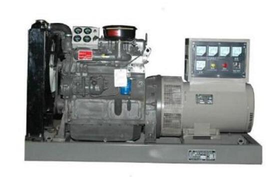 聊城东阿二手潍柴200kw大型柴油发电机组