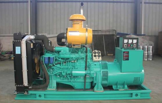 聊城东阿二手潍柴250kw大型柴油发电机组